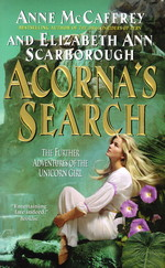 Adventures of the Unicorn Girl nr. 5: Acorna's Search (McCaffrey, Anne)