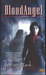 nr. 1: Blood Angel - TILBUD (så længe lager haves, der tages forbehold for udsolgte varer) (Musk, Justine)