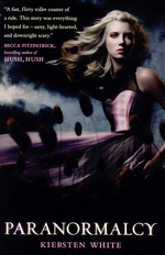 Paranormalcy Trilogy (TPB) nr. 1: Paranormalcy (White, Kiersten)