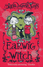 Earwig & the Witch (TPB) (Jones, Diana Wynne)