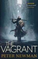Vagrant, The (TPB) nr. 1: Vagrant, The (Newman, Peter)