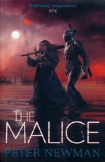 Vagrant, The (TPB) nr. 2: Malice, The (Newman, Peter)