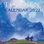 nr. 2021: Official Calendar 2021 Illustrated By Alan Lee (Tolkien, J.R.R.)