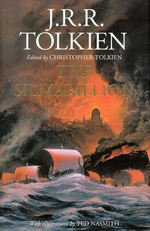 Silmarillion, The, (Illustrated by Ted Nasmith) (HC) (Tolkien, J.R.R.)