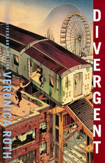 Divergent Trilogy: 10th Anniversary Edition (TPB) nr. 1: Divergent (Roth, Veronica)