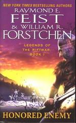 Legends of the Riftwar nr. 1: Honored Enemy (med William R. Forstchen) (Feist, Raymond E.)