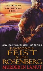 Legends of the Riftwar nr. 2: Murder in LaMut (m. Joel Rosenberg) (Feist, Raymond E.)