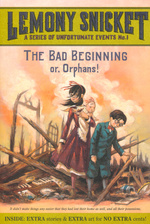 Series of Unfortunate Events, A nr. 1: Bad Beginning or, Orphans!, The (Snicket, Lemony)