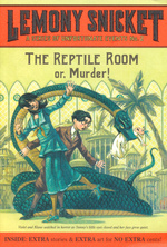 Series of Unfortunate Events, A nr. 2: Reptile Room or, Murder!, The (Snicket, Lemony)