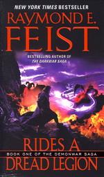 Demonwar Saga nr. 1: Rides a Dread Legion (Feist, Raymond E.)