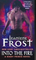 Night Prince nr. 4: Into the Fire (Frost, Jeaniene)