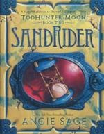 Septimus Heap: TodHunter Moon nr. 2: SandRider (Sage, Angie)