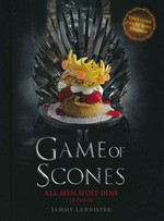 Game of Scones: All Men Must Dine (HC) (Lannister, Jammy)
