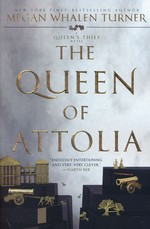 Queen's Thief, The (TPB) nr. 2: Queen of Attolia, The (Turner, Megan Whalen)