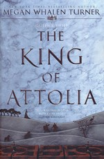 Queen's Thief, The (TPB) nr. 3: King of Attolia, The (Turner, Megan Whalen)