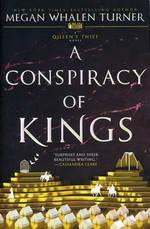Queen's Thief, The (TPB) nr. 4: Conspiracy of Kings, A (Turner, Megan Whalen)