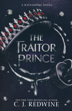 Ravenspire (TPB) nr. 3: Traitor Prince, The (Redwine, C. J.)