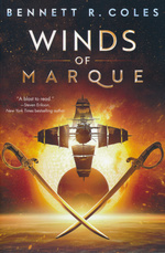 Blackwood Virtue (TPB) nr. 1: Winds of Marque (Coles, Bennett R.)