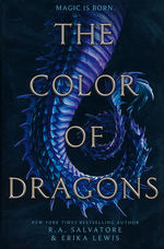 Color of Dragons, The (HC) (Salvatore, R.A. & Lewis, Erika)