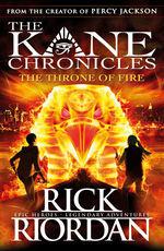 Kane Chronicles (TPB) nr. 2: Throne of Fire, The (Riordan, Rick)