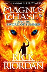 Magnus Chase and the Gods of Asgard (TPB) nr. 1: Sword of Summer, The (Riordan, Rick)