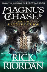 Magnus Chase and the Gods of Asgard (TPB) nr. 2: Hammer of Thor, The (Riordan, Rick)
