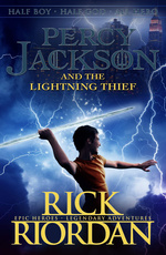 Percy Jackson and the Olympians (TPB) nr. 1: Percy Jackson and the Lightning Thief (Riordan, Rick)