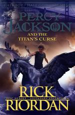 Percy Jackson and the Olympians (TPB) nr. 3: Titan's Curse, The (Riordan, Rick)