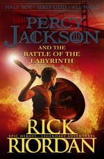 Percy Jackson and the Olympians (TPB) nr. 4: Battle of the Labyrinth, The (Riordan, Rick)