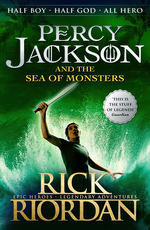 Percy Jackson and the Olympians (TPB) nr. 2: Sea of Monsters, The (Riordan, Rick)