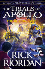 Trials of Apollo, The (TPB) nr. 3: Burning Maze, The (Riordan, Rick)
