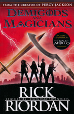 Demigods & Magicians: Percy and Annabeth Meet the Kanes (TPB) (Riordan, Rick)