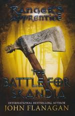 Ranger's Apprentice (TPB) nr. 4: Battle for Skandia, The (Flanagan, John)