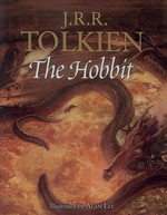 Hobbit, The:  Illustrated Version (HC) (Tolkien, J.R.R.)