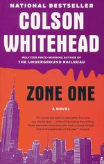 Zone One (TPB) (Whitehead, Colson)