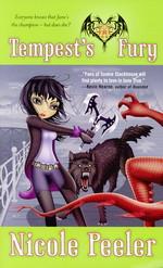 Jane True  nr. 5: Tempest's Fury - TILBUD (så længe lager haves, der tages forbehold for udsolgte varer) (Peeler, Nicole)