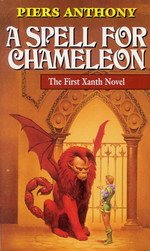 Xanth nr. 1: Spell for Chameleon, A (Anthony, Piers)