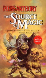 Xanth nr. 2: Source of Magic, The (Anthony, Piers)