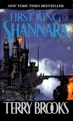 Shannara trilogien nr. 0: First King of Shannara (Brooks, Terry)