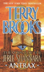 Voyage of the Jerle Shannara, The nr. 2: Antrax (Brooks, Terry)