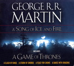 Song of Ice and Fire, ASong of Ice and Fire Boxed Set (1 - 5) (Martin, George R.R.)