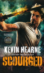 Iron Druid Chronicles, The nr. 9: Scourged (Hearne, Kevin)