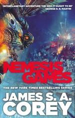 Expanse (TPB) nr. 5: Nemesis Games (Corey, James S. A.)