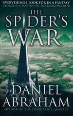 Dagger and the Coin, The (TPB) nr. 5: Spider's War, The (Abraham, Daniel)