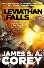 Expanse (TPB) nr. 9: Leviathan Falls - OBS! PRE-ORDER - FORVENTET 18/11 2021! (Corey, James S. A.)