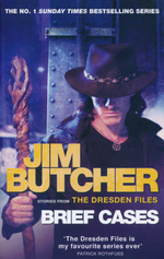Dresden Files (TPB)Brief Cases (Butcher, Jim)