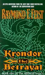 Riftwar Legacy  nr. 1: Krondor the Betrayal (Feist, Raymond E.)