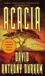 Acacia nr. 1: War with the Men, The - TILBUD (så længe lager haves, der tages forbehold for udsolgte varer) (Durham, David Anthony)