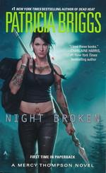 Mercy Thompson nr. 8: Night Broken (Briggs, Patricia)