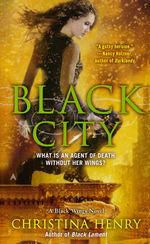 Black Wings nr. 5: Black City  - TILBUD (så længe lager haves, der tages forbehold for udsolgte varer) (Henry, Christina)